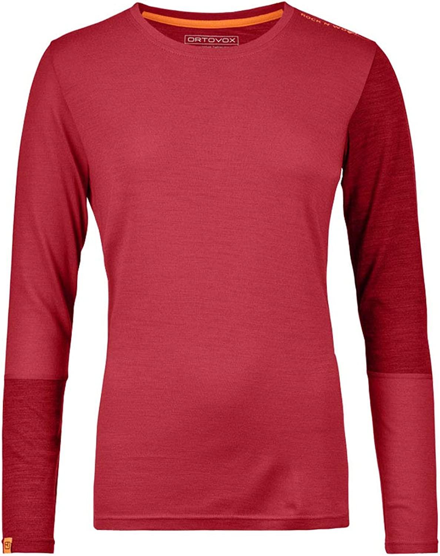 Ortovox Women's 185 Rock'n'Wool Long Sleeve TShirts