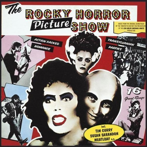The Rocky Horror Picture Show by Original Soundtrack (2008) Audio CD