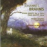 String Quart.3,Op.67/Piano Quintett op.34 - Prazak Quartet
