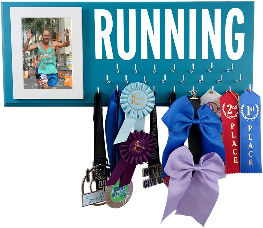 Medal Display - Running Hang specialty shop for Runner's Hanger low-pricing