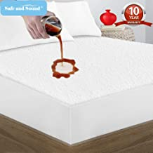 terry cloth mattress cover