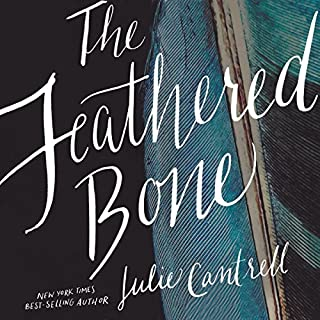 The Feathered Bone audiobook cover art