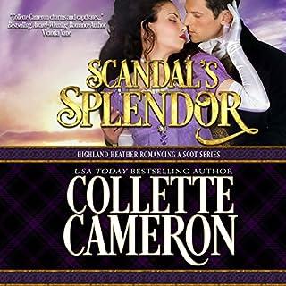 Scandal's Splendor audiobook cover art