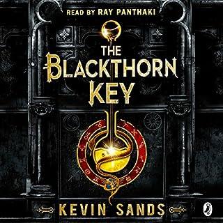 The Blackthorn Key cover art