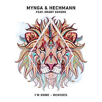 I'm Done (Remixes)