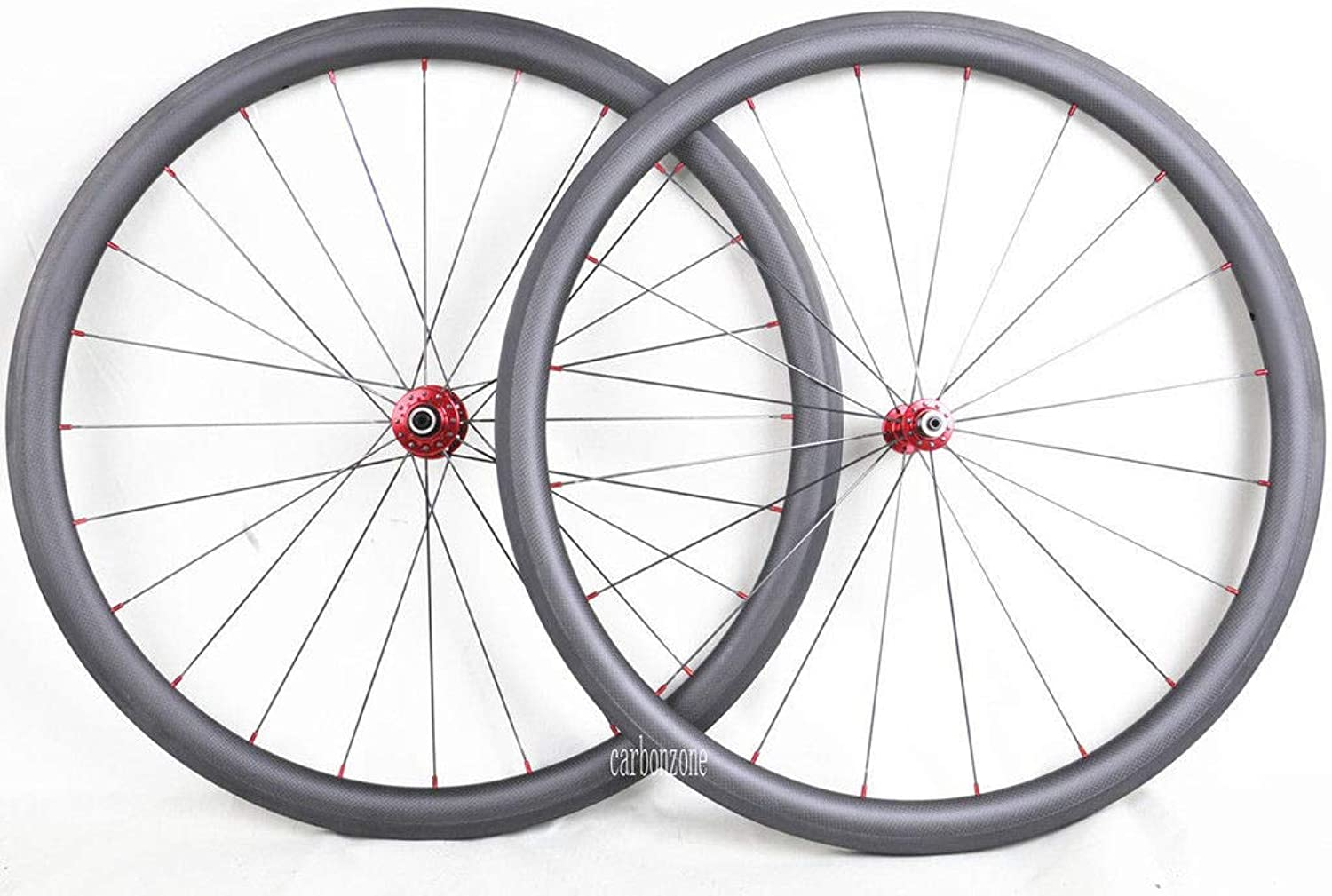 FidgetFidget Wheelset for Clincher Carbon Wide Road Bike