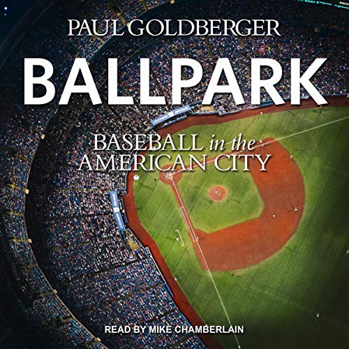 Ballpark cover art