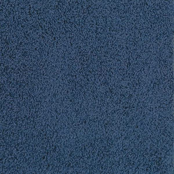 Carpets For Kids 5112 401 Soft Solids KIDply Midnight Blue Kids Rug Size 8 4 X 12
