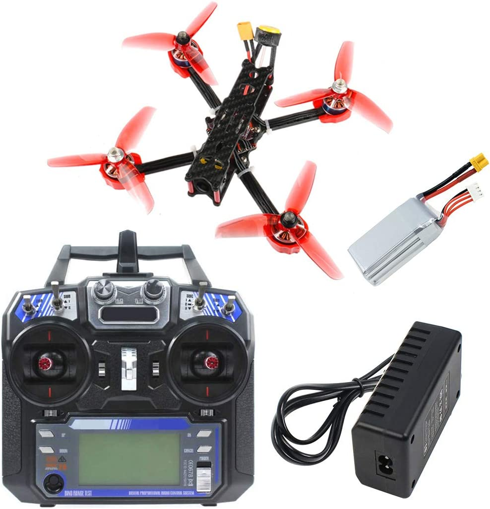QWinOut F4 X1 175mm FPV Racing with Ranking TOP9 Luxury goods Drone LST-009 RTF G 2-4S