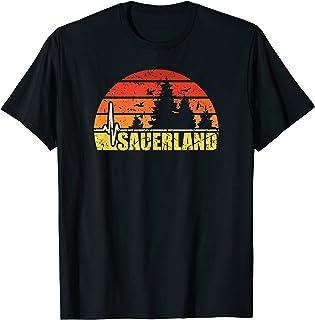 ザウエルランド ハイキング ハートビート ハイカーやサワーランダーに Tシャツ