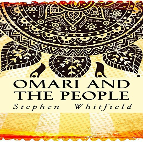 Omari and the People audiobook cover art