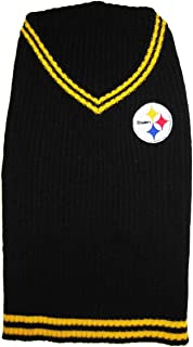 NFL Pittsburgh Steelers Pet Sweater, Small