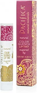 Pacifica Perfumes Inc, Natural Color Quench Lip Tint, Sugared Fig, 0.15 oz (4.25 g)