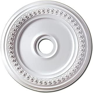 Focal Point Rondel Medallion in Primed White (24-Inch) (83224)