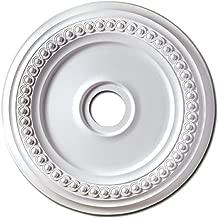 Focal Point Rondel Medallion in Primed White (31-Inch) (83231)