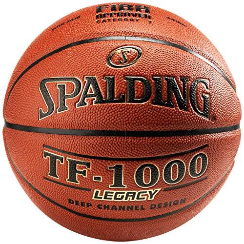 Spalding Basketball TF1000 Legacy mit FIBA Größe 6