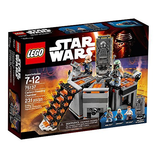 LEGO Star Wars Carbon-Freezing Chamber...