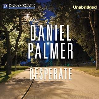 Desperate audiobook cover art