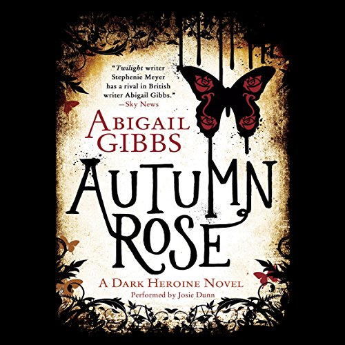 Autumn Rose audiobook cover art