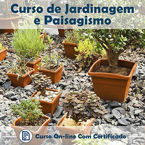 Curso Online de Jardinagem e Paisagismo com Certificado