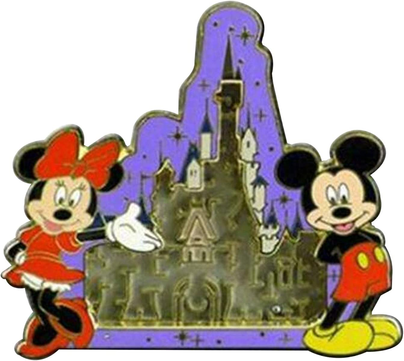 Disney Parks WDW 3d Mickey and Pi Cinderellas Cheap mail order specialty store Castle Maze Recommended Minnie