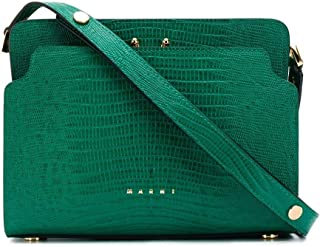 Luxury Fashion | Marni Womens SBMP0024Y1P2988Z281N Green Shoulder Bag |