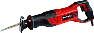 Einhell Universal Saw TE-AP 750 E (750 W, Electronic Stroke Speed Control, Soleplate Adjustable Without Tools, Blade Chang...