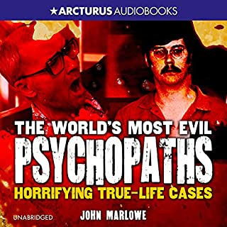 The World's Most Evil Psychopaths cover art