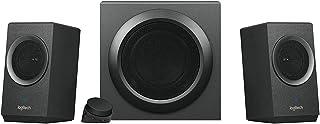 Logitech Z337 Sistema de Altavoces, Subwoofer, Sonido Pleno, 50W de Pico, Graves Profundes, Entrada Audio 3.5 mm/RCA, Blue...
