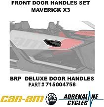 Can Am Maverick X3 Deluxe Front Door Handle Kit OEM NEW #715004758