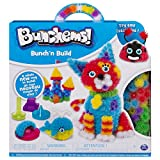 Bunchems-Kit de Manualidades Bunch N Build Shapes, Multicolor, Talla única (Spin Master Toys 6044156)