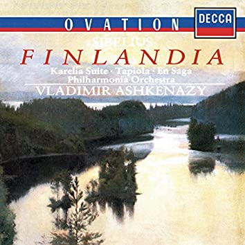 Sibelius: Finlandia; Karelia Suite; Tapiola; En Saga