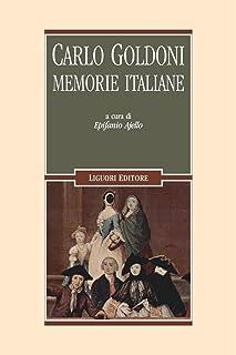 Memorie italiane: a cura di Epifanio Ajello (Testi Vol. 13) (Italian Edition)