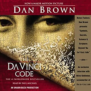The Da Vinci Code     A Novel              Auteur(s):                                                                                                                                 Dan Brown                               Narrateur(s):                                                                                                                                 Paul Michael                      Durée: 16 h et 59 min     53 évaluations     Au global 4,8