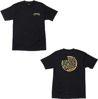 Santa Cruz Men's TMNT Pizza Dot Shirts