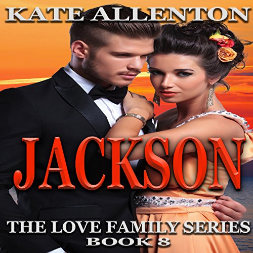 Jackson audiobook cover art
