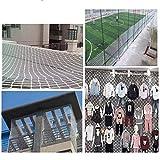 Filet d'escalade en Plein air Safe Net Filet d'escalade Anti-Chute pour Enfants Filet de décoration de Jardin Filet de sécurité pour Balcon Escalier Filet d'escalade Anti-Chute pour Enfants