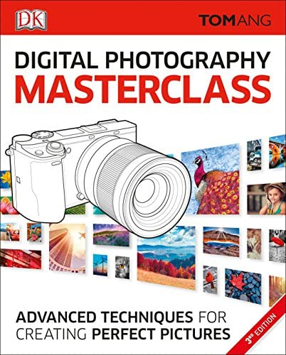 Digital Photography Masterclass Advanced Photographic Techniques for Creating Perfect Pictures product image