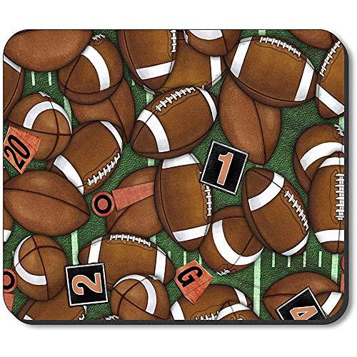 Tappetino per mouse di marca - Palloni da calcio