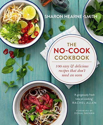 The No cook Cookbook product image