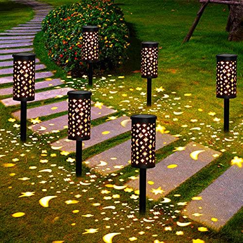 GolWof -  Solarleuchte Garten
