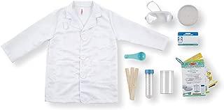 Melissa & Doug Scientist Role Play Costume Set,