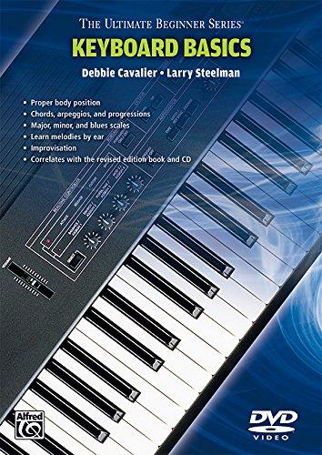 Ultimate Beginner Keyboard Basics: Steps One & Two (DVD) [UK Import]