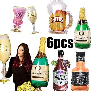 Best mardi gras wine bottle decorations Reviews