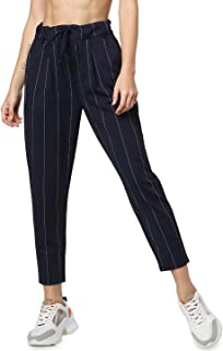 ONLY Women's Slim Fit Pants