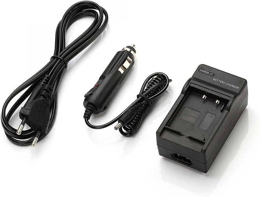 Rusty Bob - NP-85 Batería de la batería de reemplazo de la batería para Fujifilm Finepix S1 SL1000 SL300 SL305 SL280 SL260 SL240 F305 - Sólo cargador