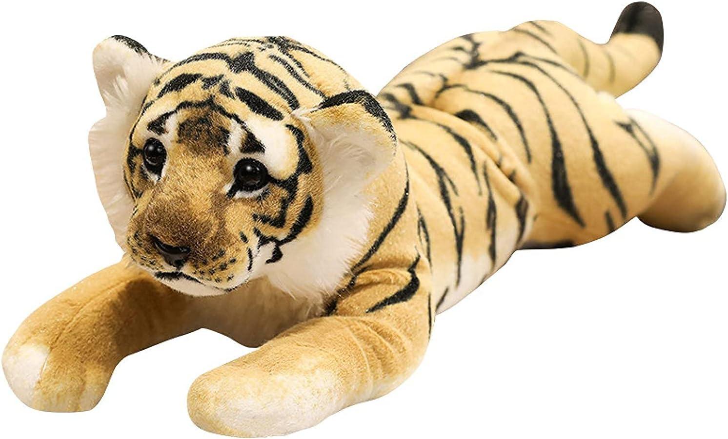 YQCX Tiger Toy Premium Soft Hugging Stuffed Cute Bargain service Pillow Cotton