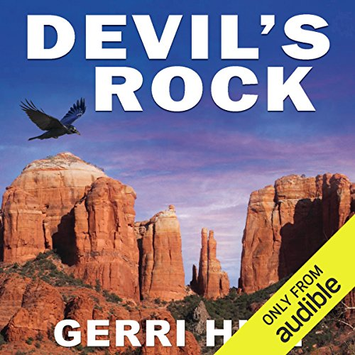 Devil's Rock audiobook cover art