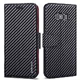 L-FADNUT Carbon Fibre for Samsung Galaxy S7 edge Flip Case