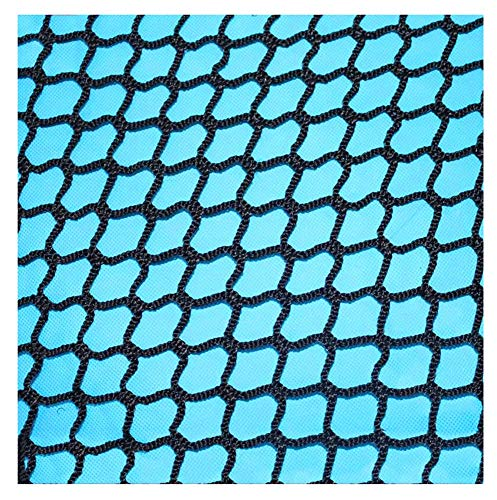 Fantastic Deal! Safe Net,Balcony  Netting Black Stair Net Kids Cat  Safety Fence Railing Rail  Do...